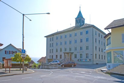 Gemeindehaus Beinwil am See (altes Schulhaus)